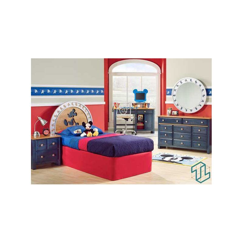 Kids bedroom MICKEY BLUE