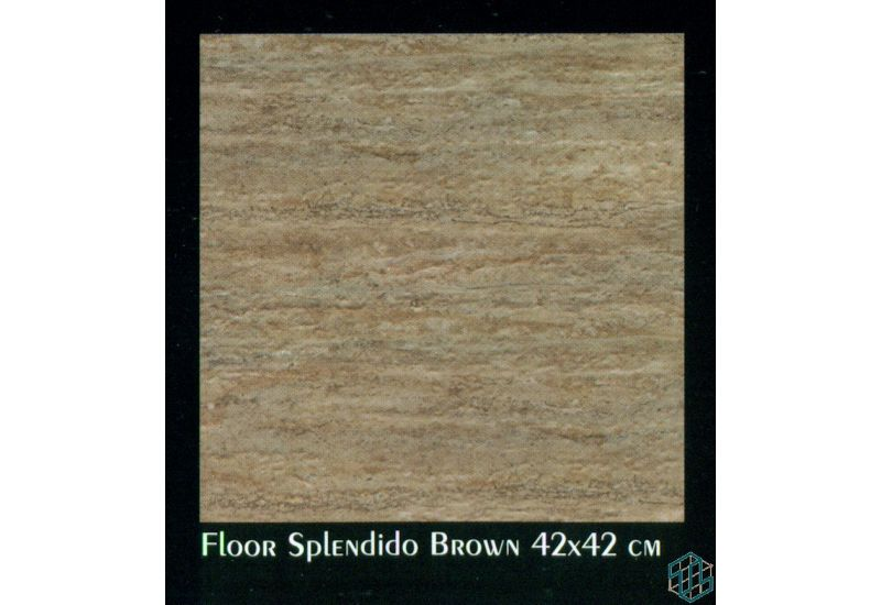 Palmera (Splendido Brown) - Floor Tile