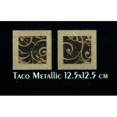Regency Taco Metallic (12.5-12.5 cm)