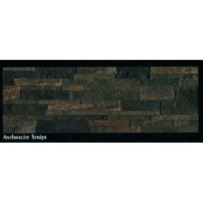 Slate (Anthracite Stripe) - Wall Tile