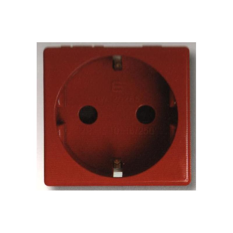 Red German Socket