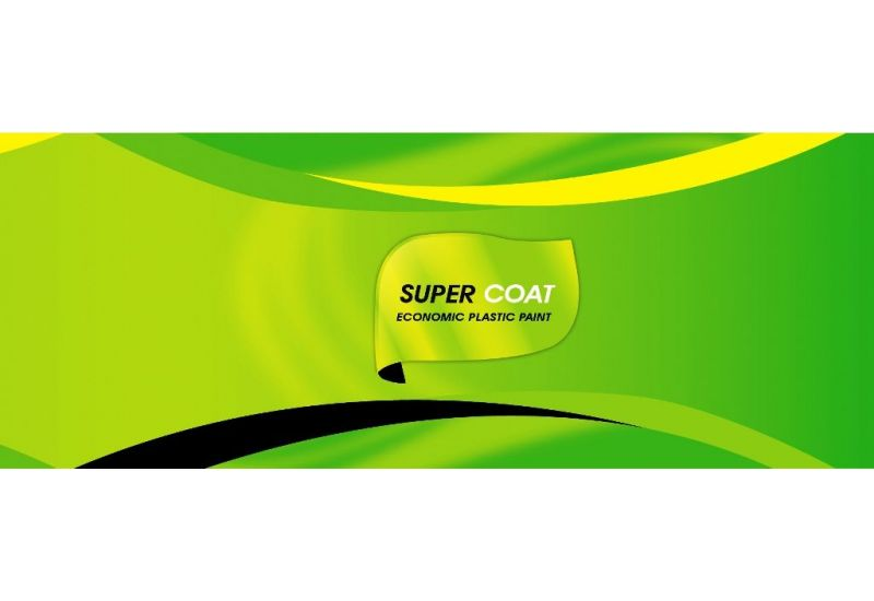 Super Coat (Economic Plastic Paint) 3