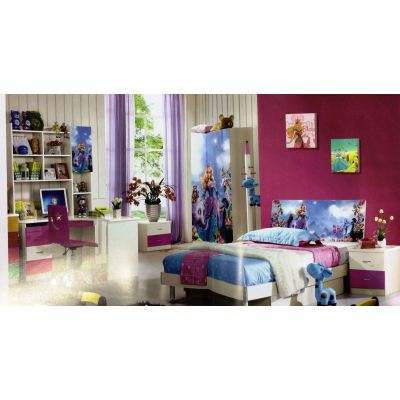 Disney Princesses Kids bedroom