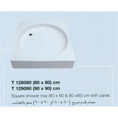 Shower tray T 128080