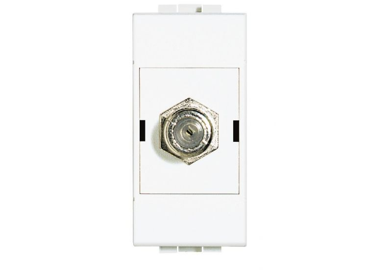 Satellite Socket One Module