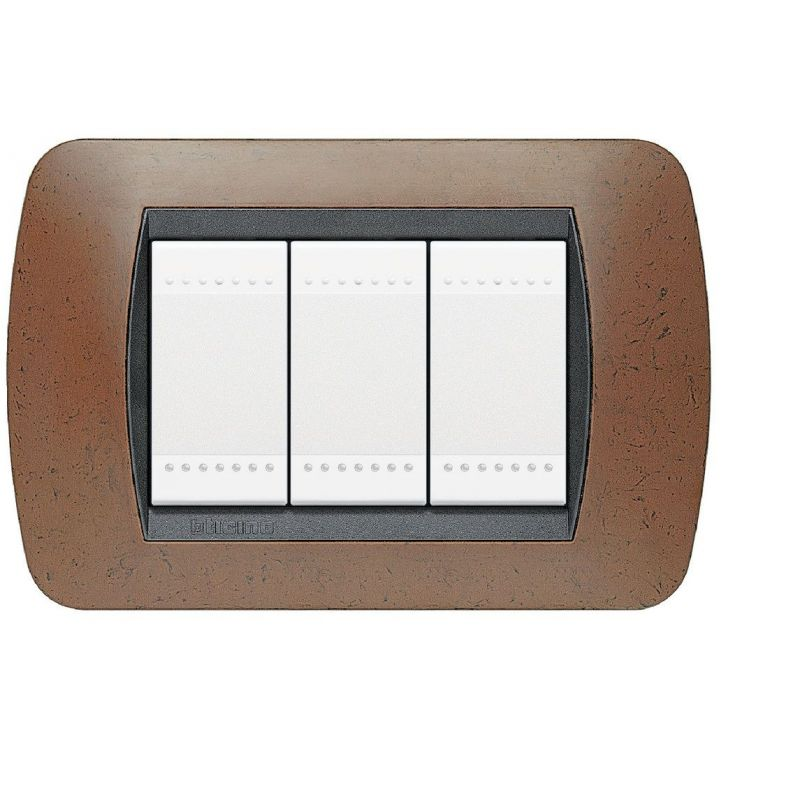 Special Cover Plate Three Modules