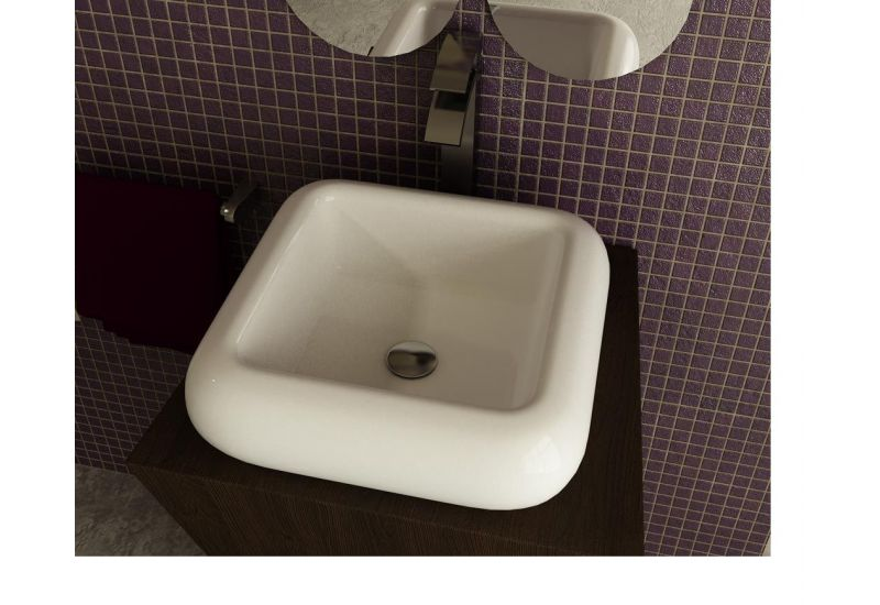 Cookie Over Counter Basin