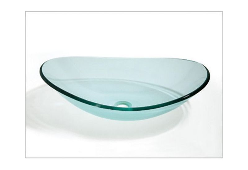 Crystal Glass Basin(WX - 8031)