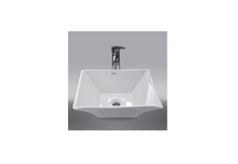 "Simple ""Lava Above Counter Basin"""